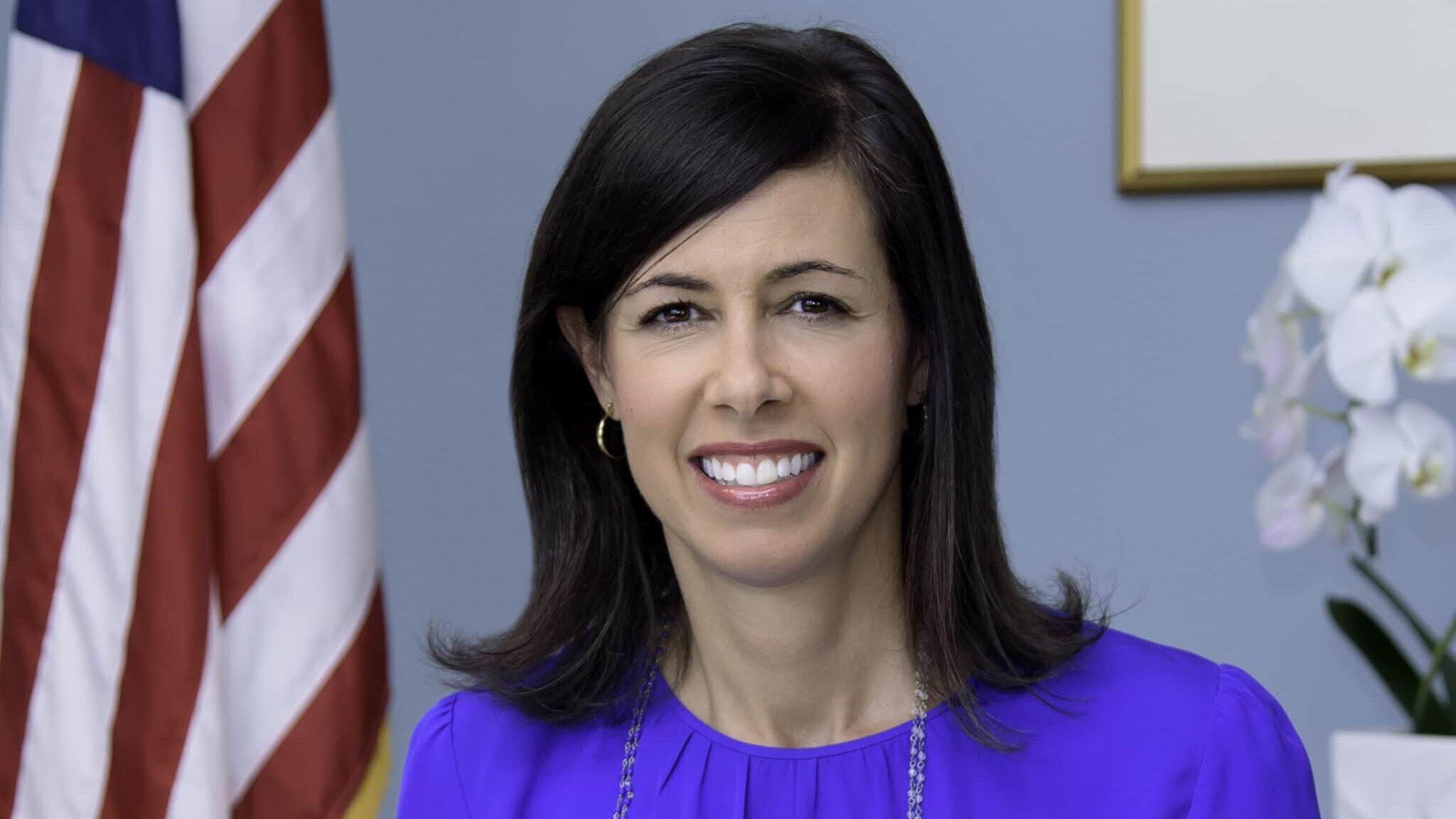 Senators Urge Biden To Stick With Jessica Rosenworcel