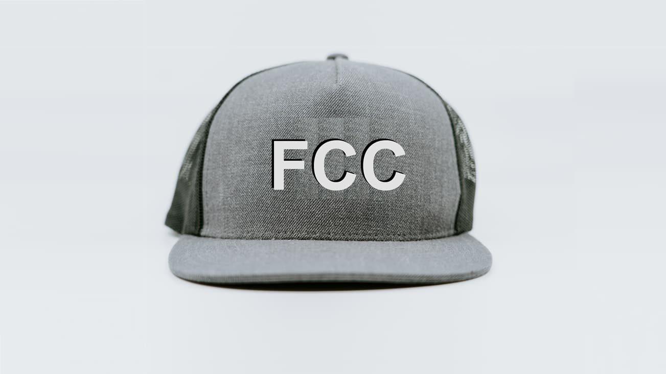 Cap-hat-fcc